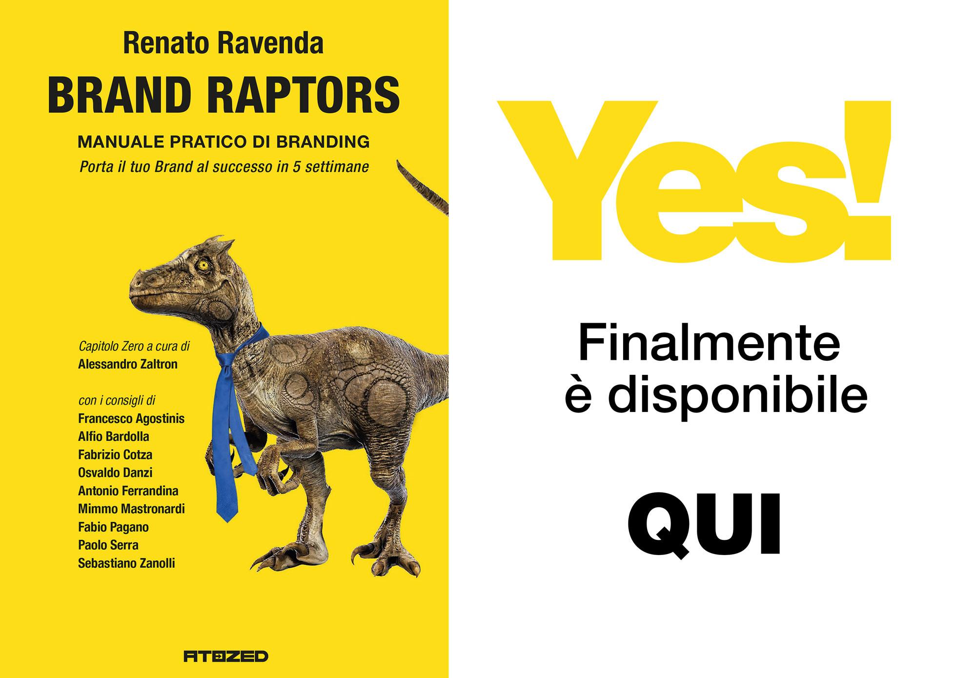 Brand Positioning Raptors