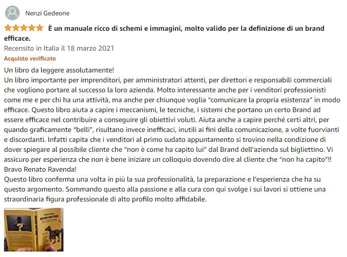 review Brand Raptors Gedeone